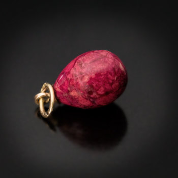 antique miniature egg