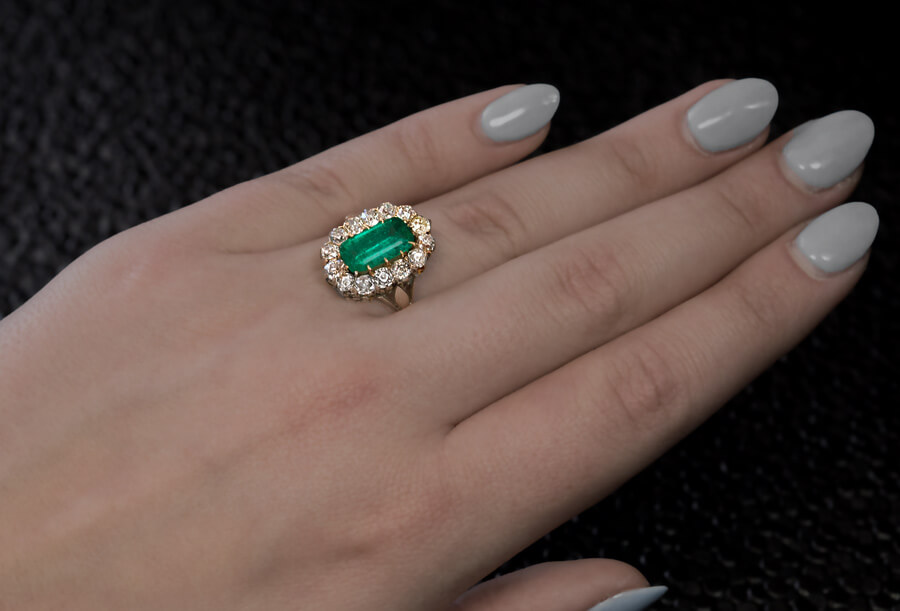 How To Enlarge A Gold Ring
