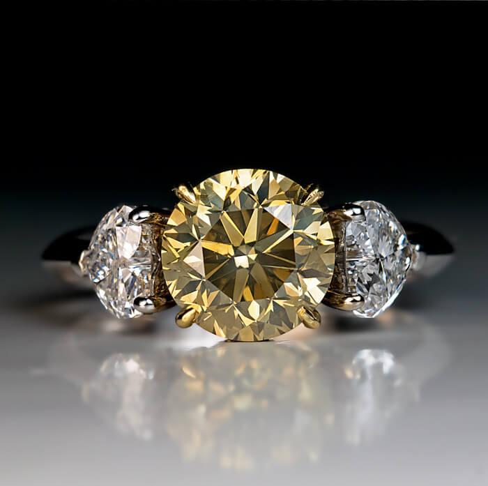 Antique Russian Engagement Rings