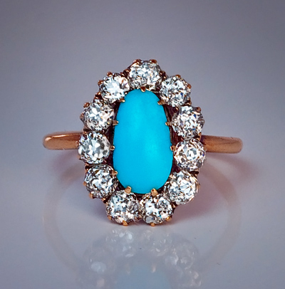 or turquoise white w sets band gold womens custom tur with yellow engagement mois moissanite ryan for woven inlay matching ring rose and rings sutton in available