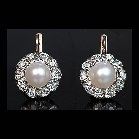 2 Ctw Diamond Earrings