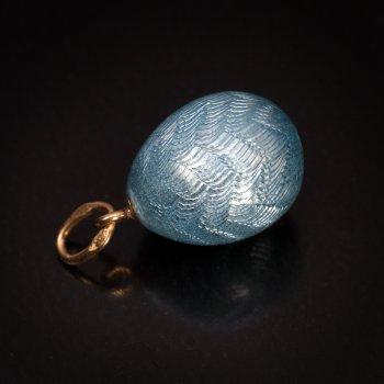 Faberge pendant egg