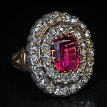 antique Victorian ring