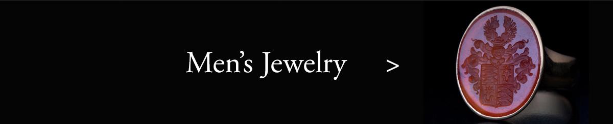 Antique and Vintage Jewelry > Men's Jewelry