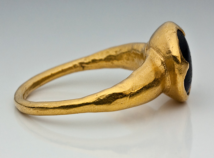 Ancient Byzantine Medieval Men's Ring | 10th-11th Century Gold Rings