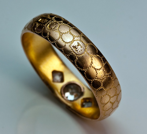 An Antique Wedding Ring